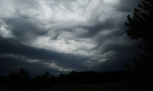 Eerie Skies by skeptomaniacs