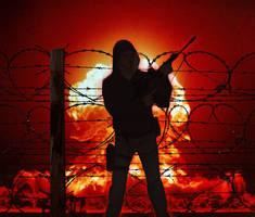 Fire Demon by skeptomaniacs