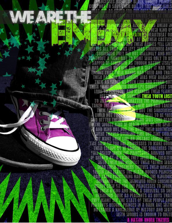 Enemy One by skeptomaniacs