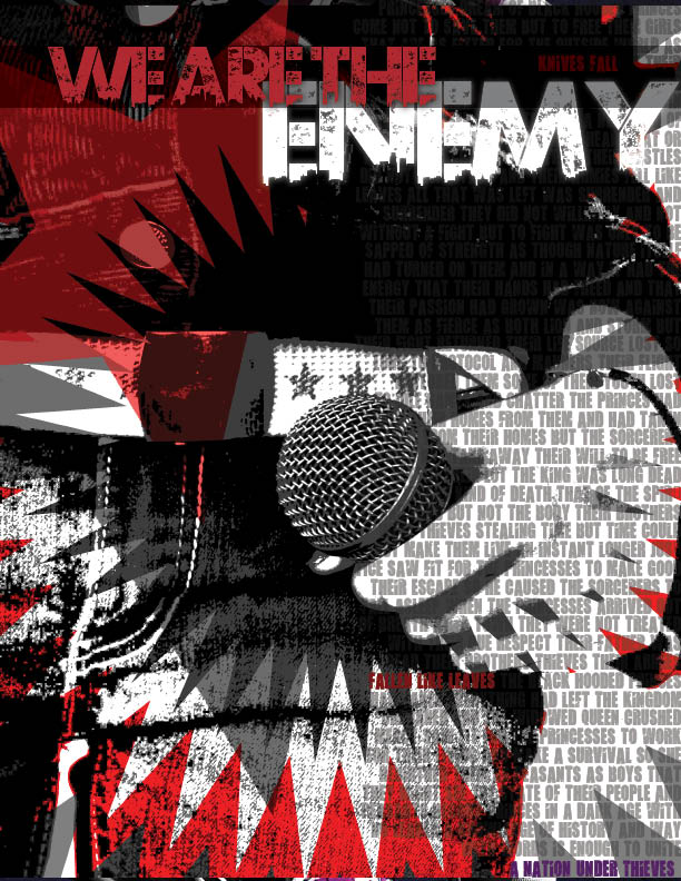 Enemy Two by skeptomaniacs