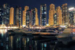 Night Dubai Marina 10 re edited