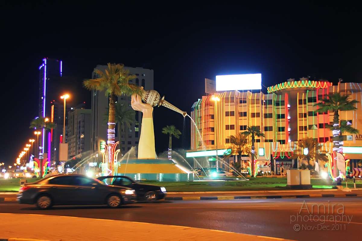 Fujairah streets 28 by amirajuli
