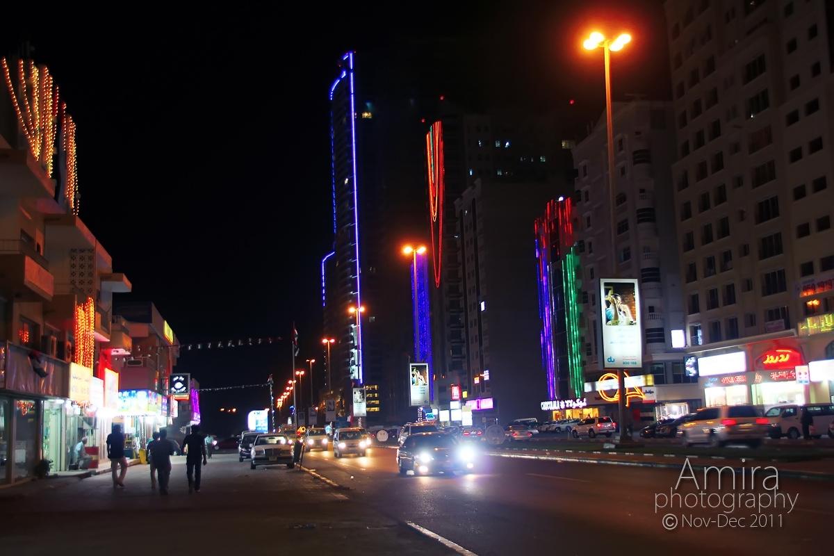 Fujairah streets 30 by amirajuli