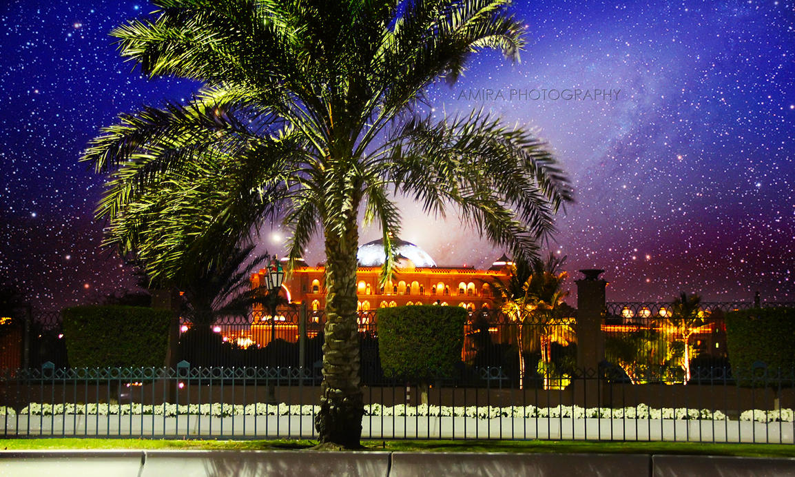 Emirates Palace stars edition by amirajuli