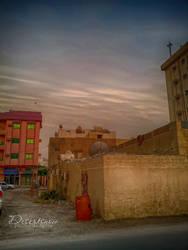 Streets of Ajman 1 by amirajuli