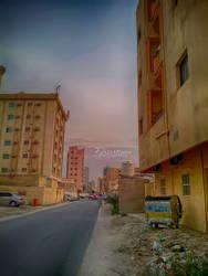 Streets of Ajman 5 by amirajuli