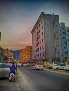 Streets of Ajman 6