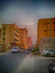 Streets of Ajman 7 by amirajuli