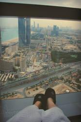 Love Abu Dhabi by amirajuli