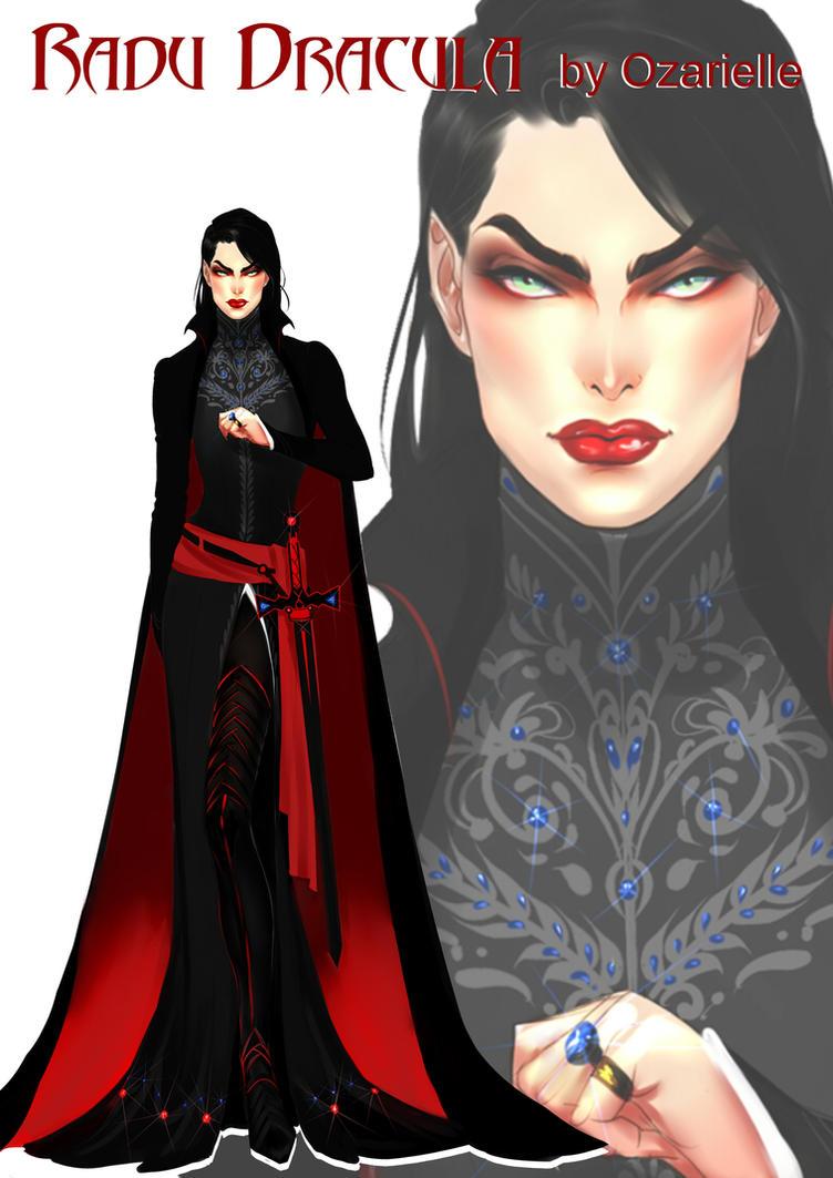 Radu Dracula by Ozarielle