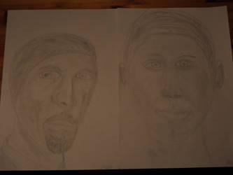 2 people by Artist-SV