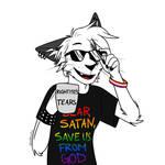 Antichrist mood by Sm0keyXxx