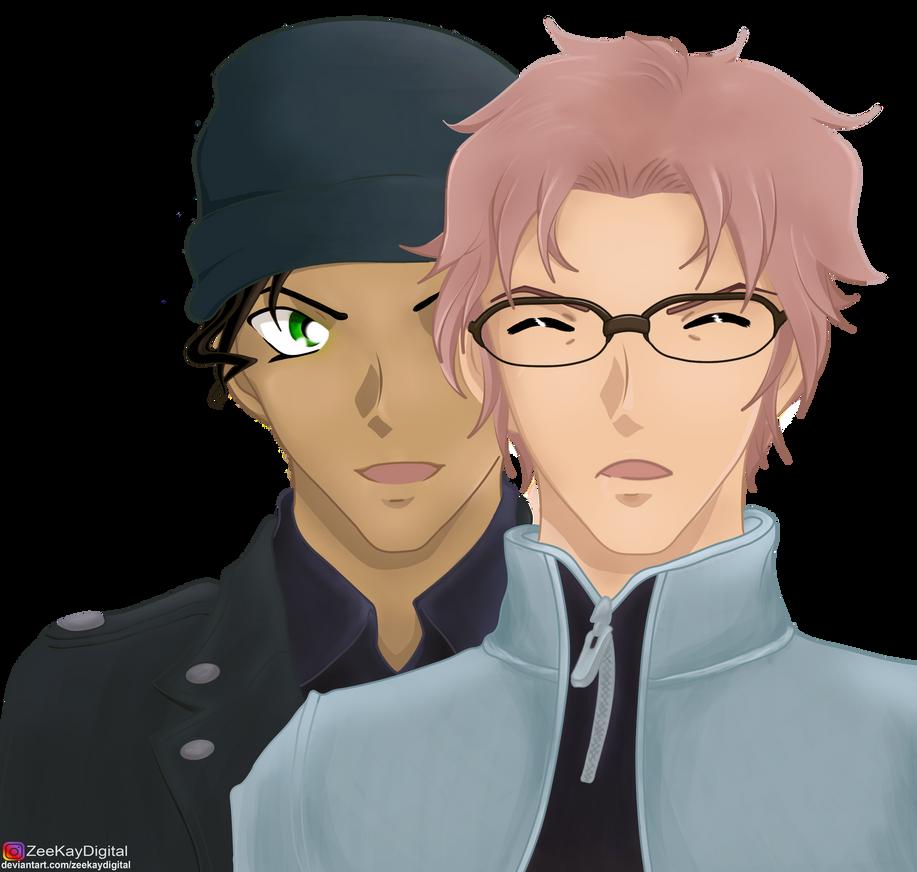 Detective Conan Chapter 1038 - Shuichi Akai by ZeeKayDigital