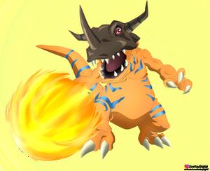 Greymon - Digimon Adventure