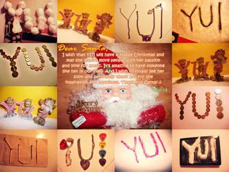 Merry Christmas YUI by Ruieien