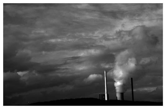 The clouds maker by Schneeengel