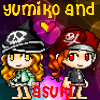 Icon Trade with yumiko by Dionsaurrrr