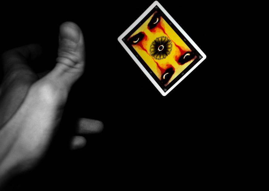 MindFreaking hand by XJoshIsOnFireX