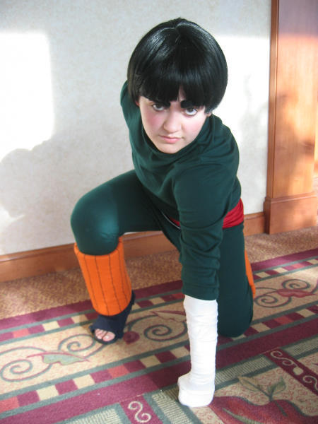 Photos de beaux cosplay  (perso masculin)  trouvés sur le net - Page 2 Lee___Blitz_by_Naruto_Cosplay