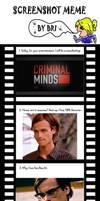 Criminal Minds screenshot meme by ElysseFray111