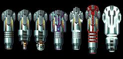 Arm Cannon Stuff by KillPanzer