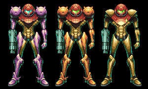 Pretty Super, Samus by KillPanzer