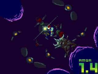 AM2R 1.4 Update Art by KillPanzer