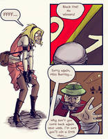 Cowboys and Clockwork page 2 by Qyzex