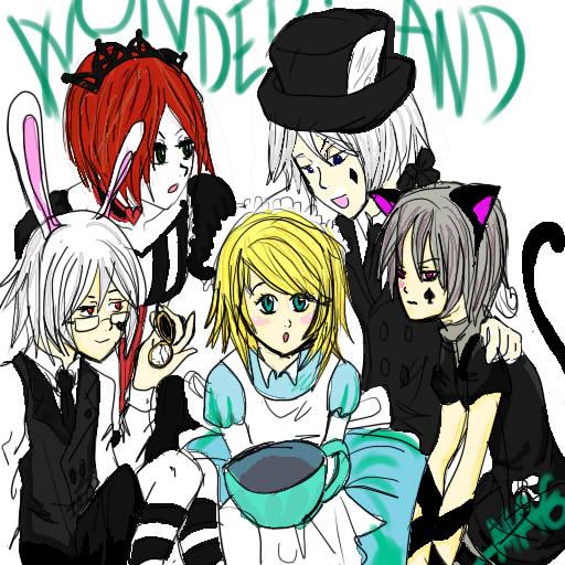 Wonderlsnd group by MAGlenMAG