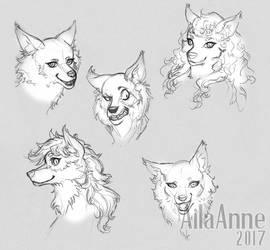 Furry Faces 02