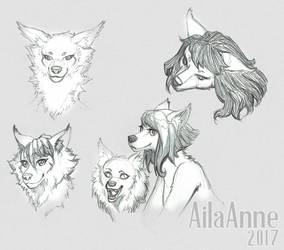 Furry Faces 03