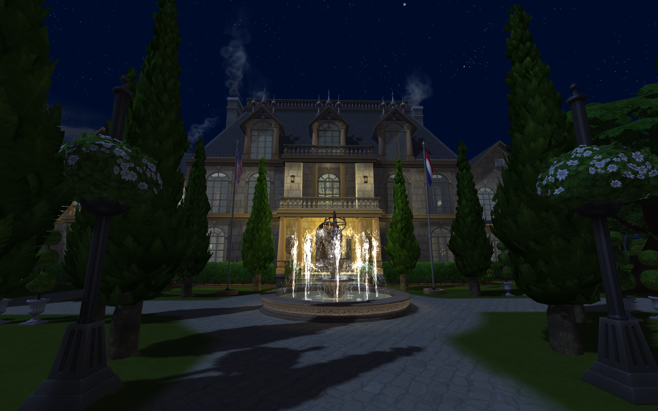 Rich households with fancy houses are fun page 2 the for Homes for the rich
