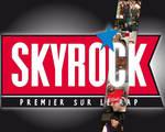 Wallpaper - Skyrock Noir