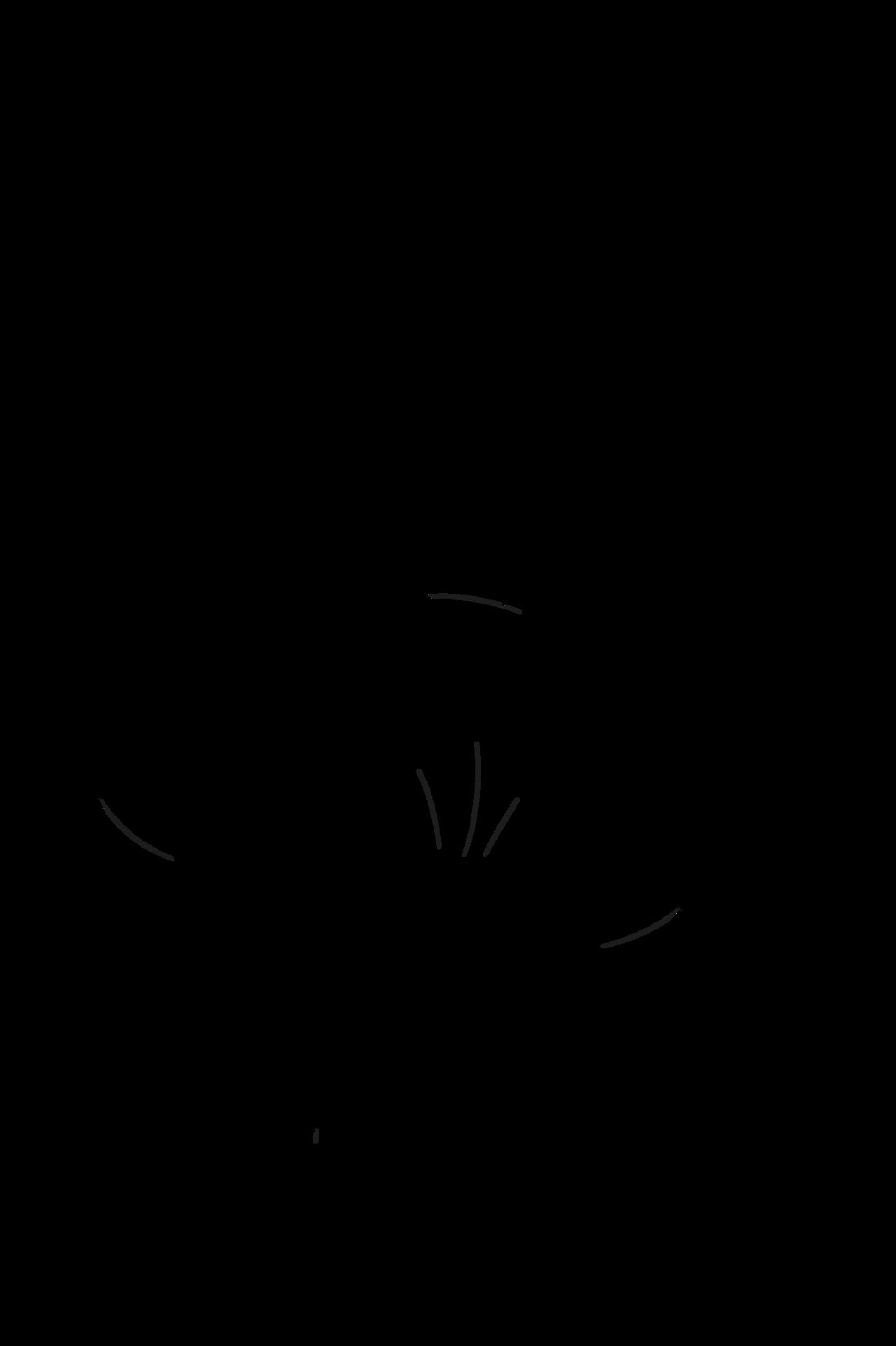 lineart fennekin by dlynk on deviantart