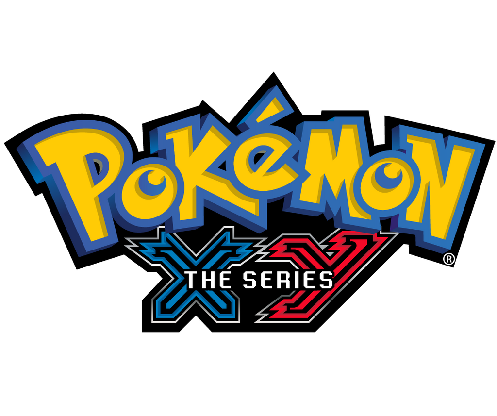 Pokemon XY The Series home-made logo