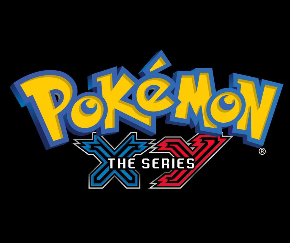 Pokemon Xy The Series Home Made Logo 399231799