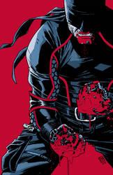 Daredevil by gadgetwk