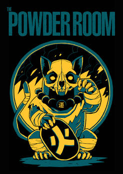 The Powder Room - Lucky
