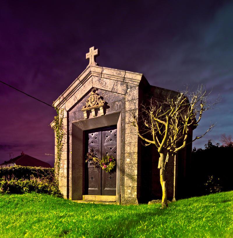 Crypt by AndrewSPGaynor