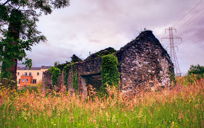Old Mill by AndrewSPGaynor