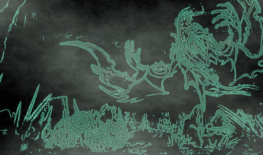 Haunting Nocturne (Test - 3) by Kolvrak on DeviantArt
