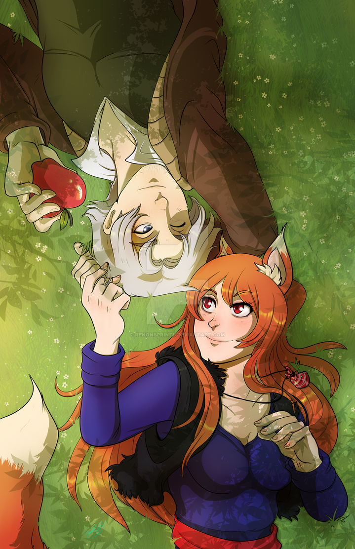 Spice and Wolf - complete by RenonsPrints
