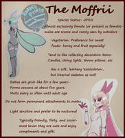 Moffrii Fact Sheet by RenonsPrints