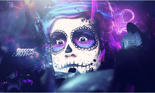 SOTW 290 Woman  Sugar Skull 2eme Matty by Zzaber