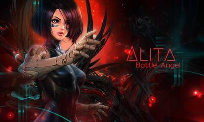 SOTW 333 Alita Battle Angel 1ere Alice by Zzaber
