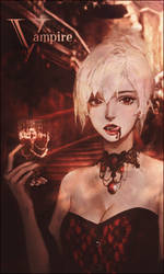 SOTW 354 Vampires 1ere  Nessat by Zzaber