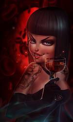 SOTW 354 Vampies 2eme Alice by Zzaber