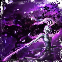 SOTW 419 Purple 2eme Plume by Zzaber