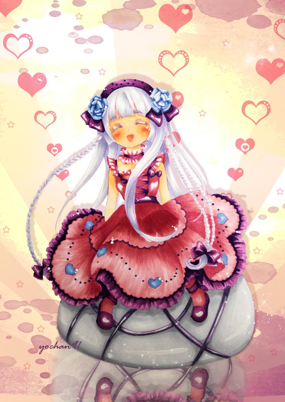 Special Valentine chocolate by yochan91