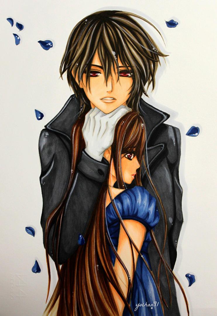 Yuuki and Kaname by yochan91
